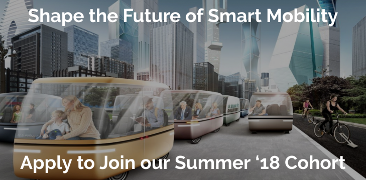 Are you ready to shape the future of smart mobility? Join Capsula Summer 2018 Program